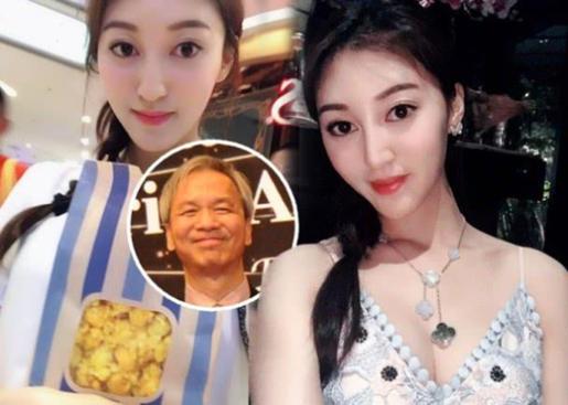 27岁港姐何艳娟嫁67岁富商,晒珍稀松露尽显奢华生活