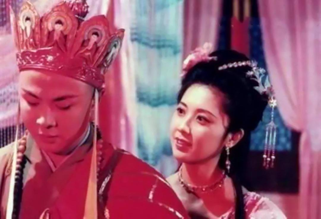 """徐少华朱琳有缘无份,20年再相聚,一声""""御弟哥哥""""感动唐僧"""